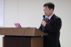 講演会の写真1